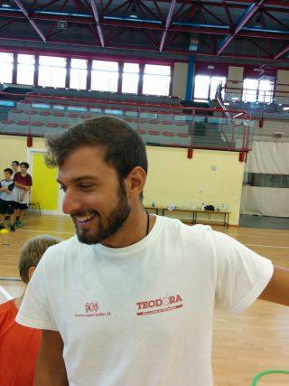 Francesco Rametta, pallavolo.